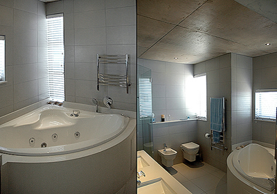bathroom design layout cape town