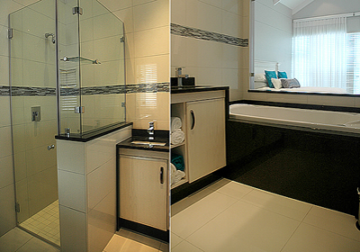 bathroom installation CPT Builders