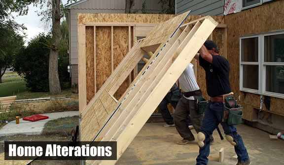 CPT Builders - Home Alterations 1
