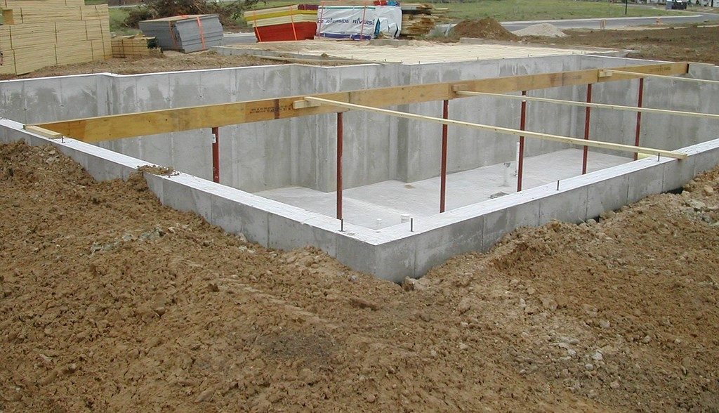 poured concrete block foundation cost for home and basement construction rh cptbuilders co za basement foundation cost per square foot in india basement foundation cost calculator in india