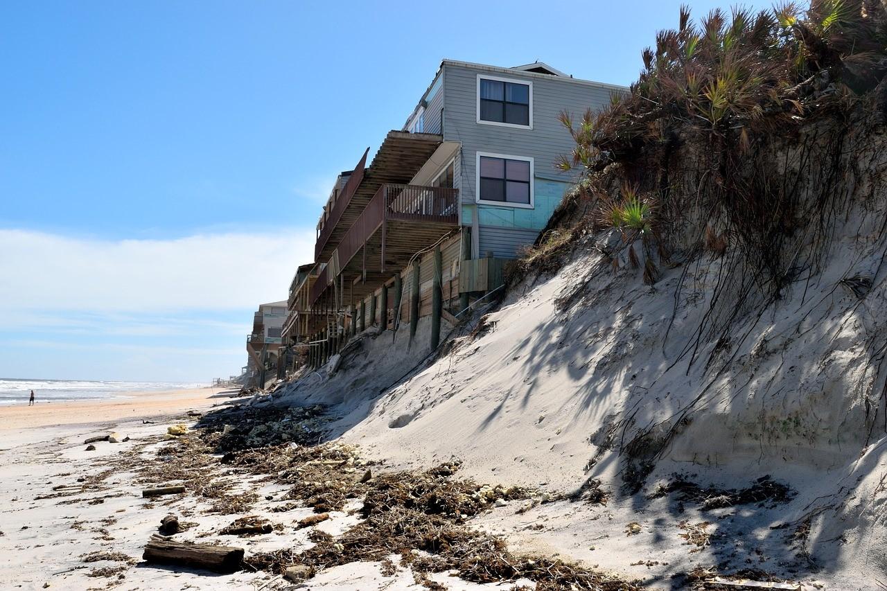 Water damage home repair