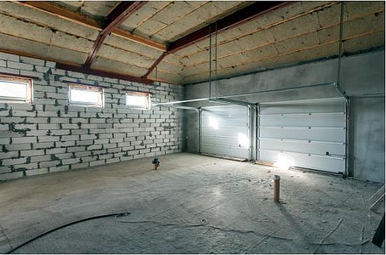 client garage project 1