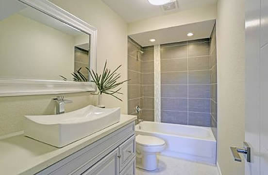 bathroom tub shower combination